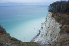 Mons Klint Danemark Photos stock