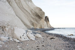 Mons Klint in Denmark Stock Images