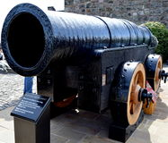 Mons Meg Stock Photo
