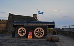 Mons megohm é um medieval bombardeia Foto de Stock