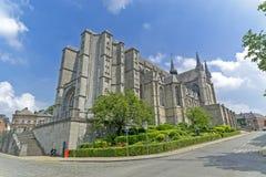 Mons, Wallonie, Bélgica Foto de Stock
