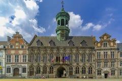 Mons, Wallonie, Bélgica Imagens de Stock