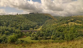 Monsal Dale Royalty Free Stock Image