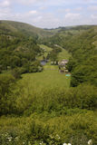 Monsal Dale Stock Image