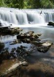 Monsal Dale Weir, Peak District Royalty Free Stock Photo