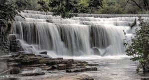 Monsalwatervallen Stock Fotografie