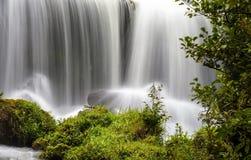 Monsalwatervallen Royalty-vrije Stock Afbeelding