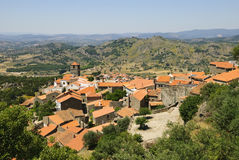 Monsanto village, Portugal Stock Photography