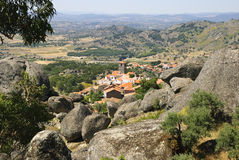 Monsanto village, Portugal Royalty Free Stock Photo