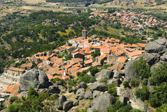 Monsanto village, Portugal Stock Photo