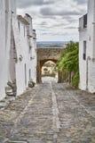 Monsaraz,阿连特茹,葡萄牙 库存图片