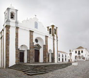 Monsaraz church Stock Photo