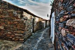 Monsaraz houses Stock Images