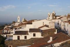 Monsaraz, l'Alentejo, Portogallo immagini stock libere da diritti