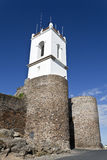 Monsaraz, the Medieval Fortress Royalty Free Stock Photo
