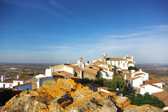 Monsaraz, old village. Monsaraz, old village at Portugal Stock Photography