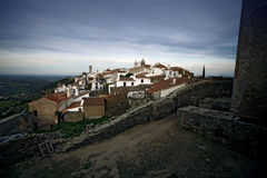 Monsaraz, old village.Portugal Royalty Free Stock Images