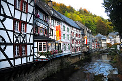 Monschau Royalty Free Stock Photography