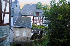 Monschau image stock