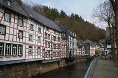 Monschau Fotos de archivo libres de regalías