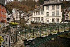 monschau Obraz Royalty Free