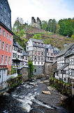 Monschau Imagem de Stock Royalty Free