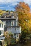Monschau in Eifel as Old Town Royalty Free Stock Photo