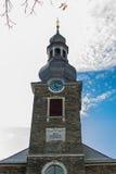Monschau in Eifel as Old Town Stock Photography