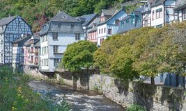 Monschau,Eifel,Germany Stock Photography