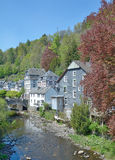 Monschau,Eifel,Germany Royalty Free Stock Photo