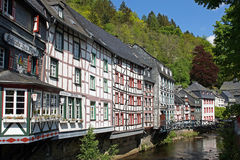 Monschau, Eifel, Germany Stock Photography