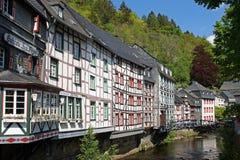Monschau, Eifel, Germany Stock Photography