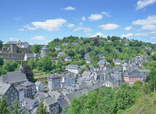 Monschau,Eifel,Germany Stock Image