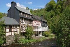 Monschau, Eifel, Niemcy Fotografia Royalty Free