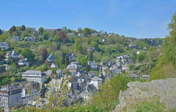 Monschau,Eifel region,Germany Stock Photo