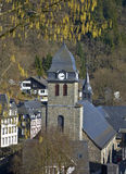 Monschau Germany city Royalty Free Stock Image