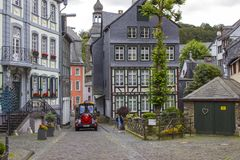 MONSCHAU, GERMANY Royalty Free Stock Images