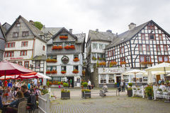 Monschau, Germany Stock Photography