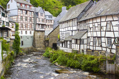 Monschau, Germany Stock Images