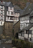 Monschau - historic city in western Germany Royalty Free Stock Photography
