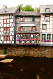 Monschau in summer Royalty Free Stock Photography