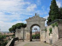 Monselice, Padova, Italia Fotografie Stock Libere da Diritti