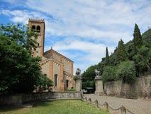 Monselice, Padua, Italien Lizenzfreie Stockbilder