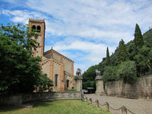 Monselice, Padua, Italy Royalty Free Stock Images