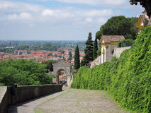 Monselice, Padua, Italy Royalty Free Stock Photo
