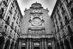 Monserrat facade Stock Photography