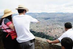 Monserrate - Bogota Stock Image