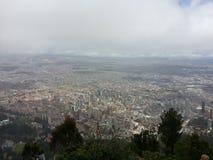 Monserrate, ¡de BogotÃ, Colombia Fotos de archivo