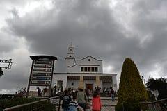 Monserrate kyrka Royaltyfri Bild