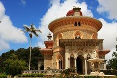 monserrate pałac Zdjęcia Royalty Free